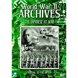 World War II Archives-the Japan