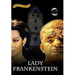Lady Frankenstein [1971] [Remastered]