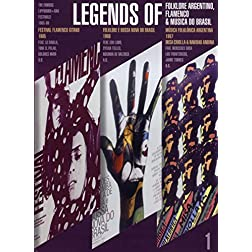 Legends Of (1) - Folklore Argentino, Flamenco & Musica Do Brasil