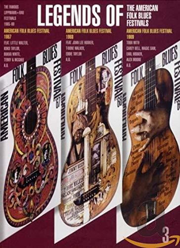 Legends Of (3) - The American Folk Blues Festivals