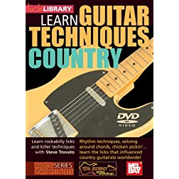 Learn Guitar Techniques: Country