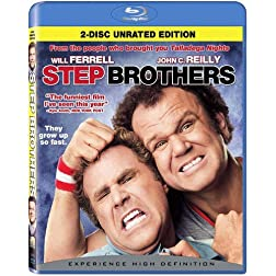 Step Brothers (+ BD Live) [Blu-ray]