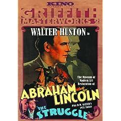 Abraham Lincoln (1931) / The Struggle (1931)