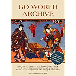 Go World Archive Vols. I-III (Nos. 1-108)