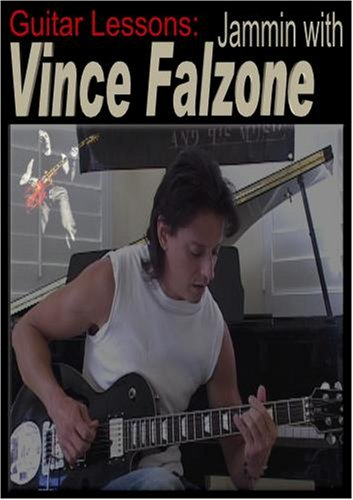 Guitar Lessons: Jammin with Vince Falzone