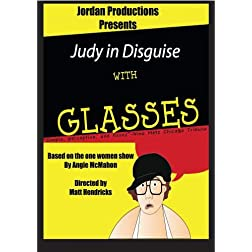 Judy in Disguise with Glasses