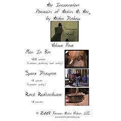 Art Incarnation: Portraits of Artists As Art(r) by Arden Durham, Volume Four