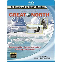 Imax Great North [Blu-ray]