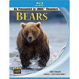Imax Bears [Blu-ray]
