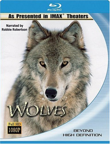 Imax Wolves [Blu-ray]