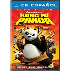 Kung Fu Panda - Spanish Version