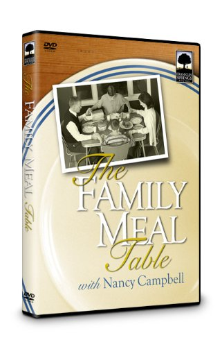 The Family Meal table