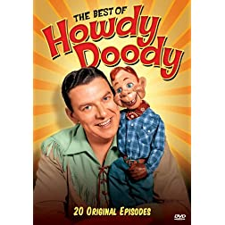 The Best of Howdy Doody - 20 Episodes