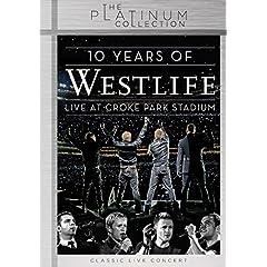 10 Years of Westlife-Live at Croke Park (PAL Version)