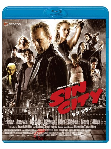 Sin City [Blu-ray] (Japanese Version)