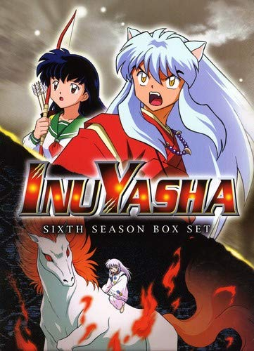 Inuyasha Season 6 Deluxe Edition Box Set