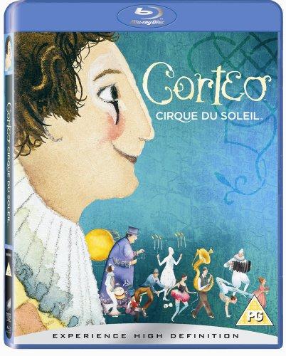 Cirque Du Soleil [Blu-ray]
