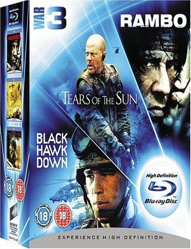 Rambo/Tears of the Sun [Blu-ray]
