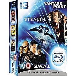 Swat/Stealth/Vantage [Blu-ray]