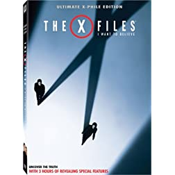 The X-Files: I Want to Believe (Three-Disc Special Edition + Digital Copy)