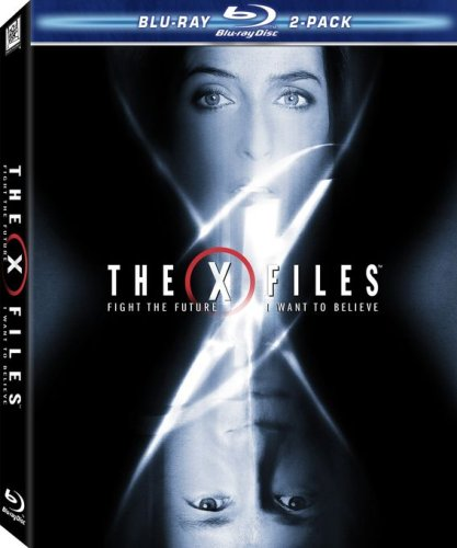 The X-Files Movie 2-Pack (I Want to Believe / Fight the Future) [Blu-ray]