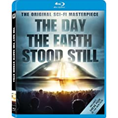 The Day the Earth Stood Still (Special Edition) [Blu-ray]