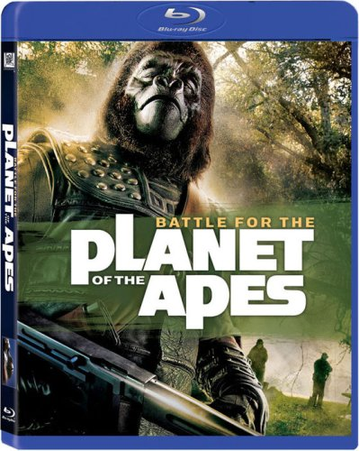 Battle for the Planet of the Apes [Blu-ray]