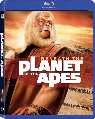 Beneath the Planet of the Apes [Blu-ray]