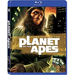 Conquest of the Planet of the Apes [Blu-ray]