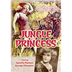 The Jungle Princess (Serial)