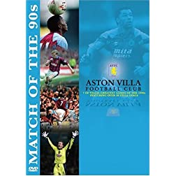 Aston Villa Match of the 90s