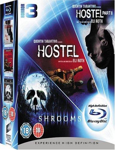 Hostel/Hostel 2/Shro [Blu-ray]
