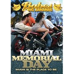 Babes Going Bananas: Miami Memorial Day