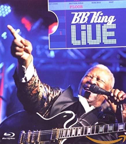 B.B. King Live [Blu-ray]