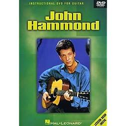 John Hammond: Instructional DVD for Guitar