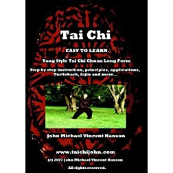 Yang Style Tai Chi Chuan - Long Form : Unleash the Power Within