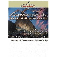 Denvention 3 Masquerade