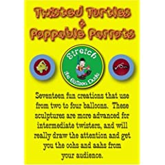 Twisted Turtles & Poppable Parrots