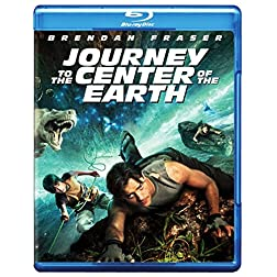 Journey to the Center of the Earth (2-D and Limited-Edition 3-D) [Blu-ray]