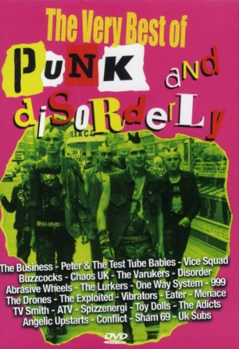 The Very Best of Punk & Disorderly