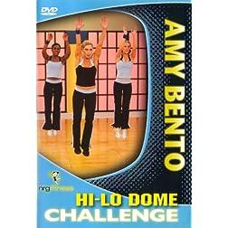 Amy Bento: Hi-Lo Dome Challenge