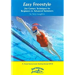 Easy Freestyle Swimming by Terry Laughlin