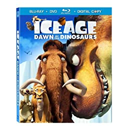 Ice Age: Dawn of the Dinosaurs (DVD + Digital Copy) [Blu-ray]