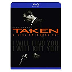 Taken [Blu-ray]