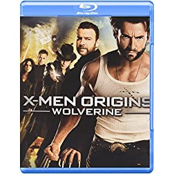X-Men Origins: Wolverine (Two-Disc Edition + Digital Copy) [Blu-ray]
