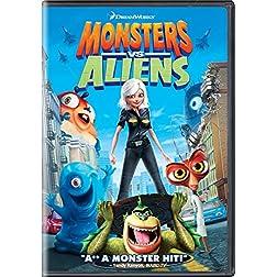 Monsters vs. Aliens