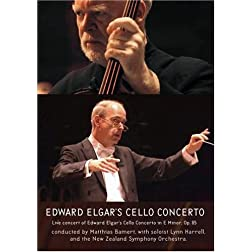 Edward Elgar's Cello Concerto