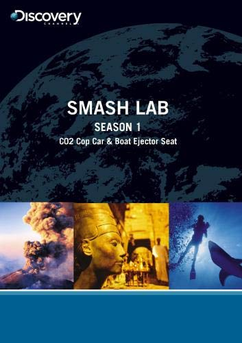 Smash Lab Season 1 - C02 Cop Car & Boat Ejector Seat