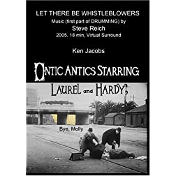 Let There Be Whistleblowers & Ontic Antics Starring Laurel and Hardy; Bye, Molly (Home Use)