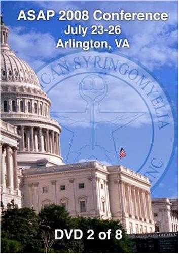 [08-02] ASAP 2008 Conference - Arlington, VA (DVD 2)
